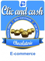 Site marchand Chocolaterie